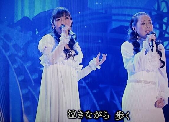 NHK紅白歌合戦 聖子&沙也加、涙の共演  芸能ニュース